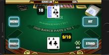 CoinFalls Mobile Blackjack SMS Deposit