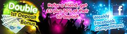 PocketWin Blackjack Free Bonus