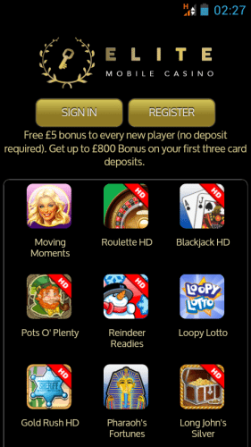 Mobile Blackjack Free Bonus