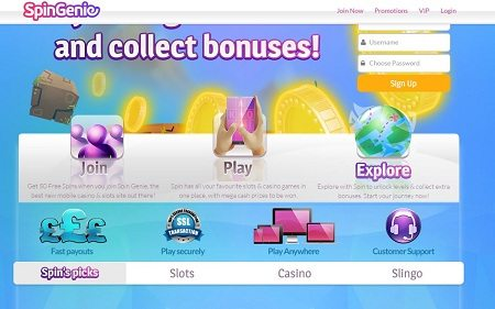 Spin Has All Your Favourite Slots