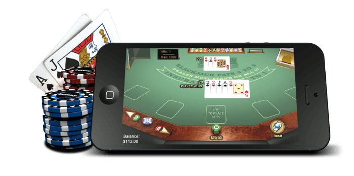 Blackjack Pay by Phone